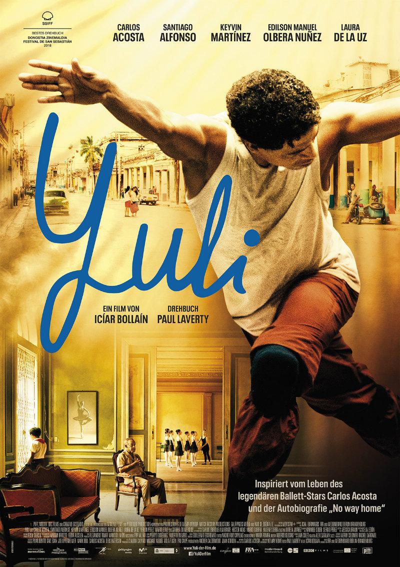 Filmplakat Yuli