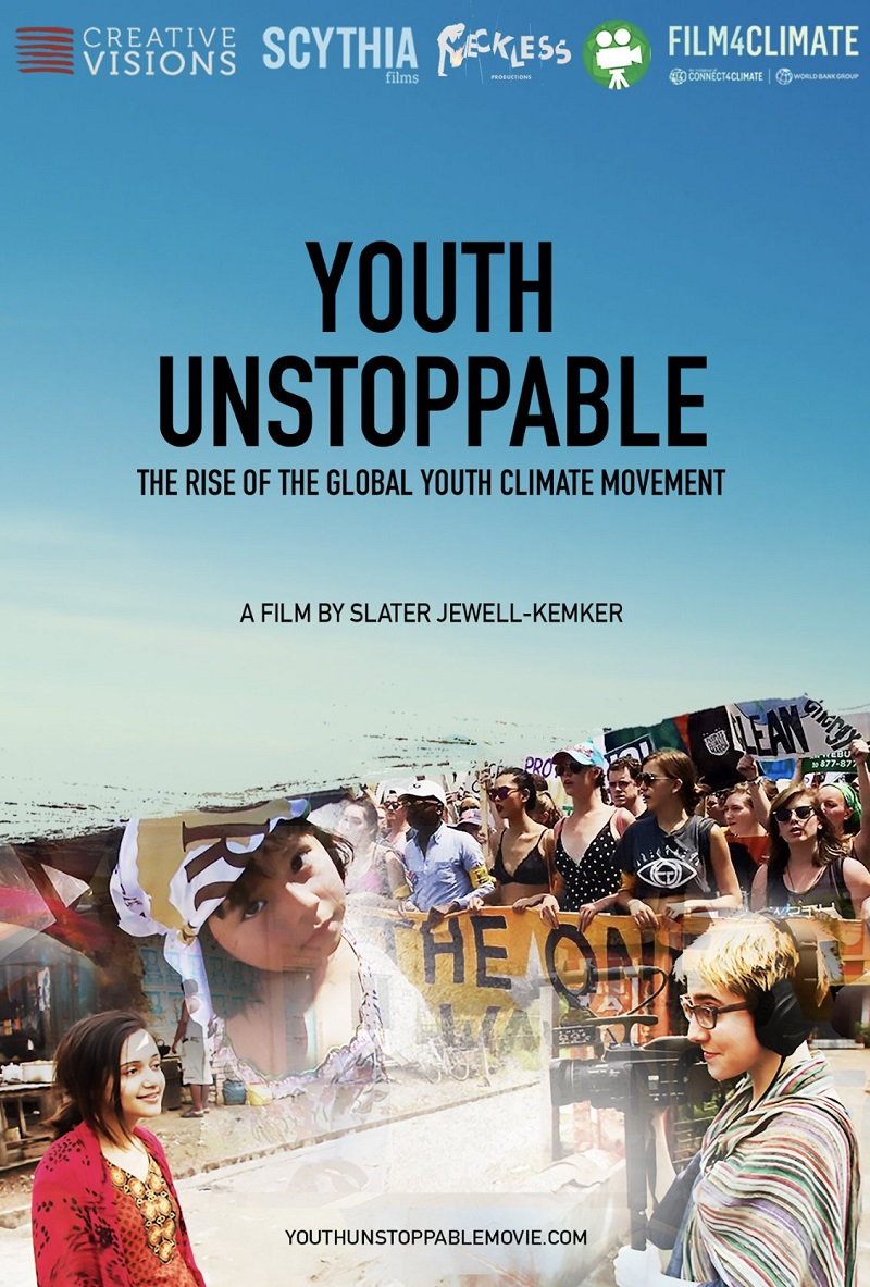 Filmplakat Youth unstoppable