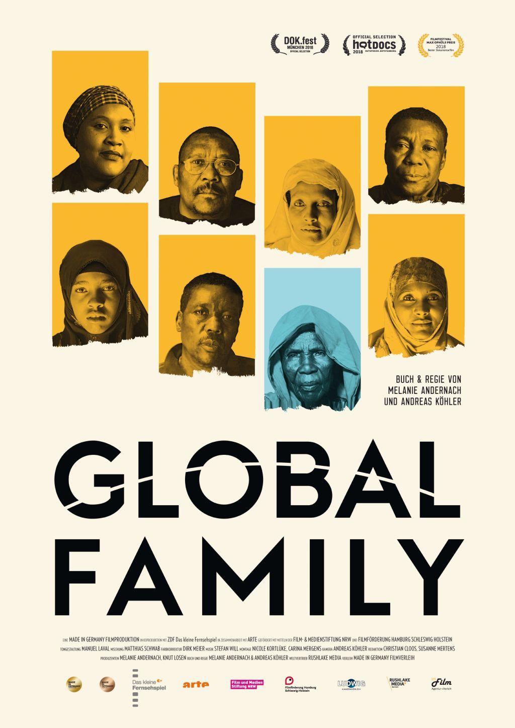 Filmplakat Global Family